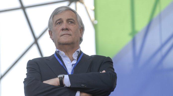 """Forza Italia, Tajani """"Accordo con Renzi sarebbe scellerato"""""""