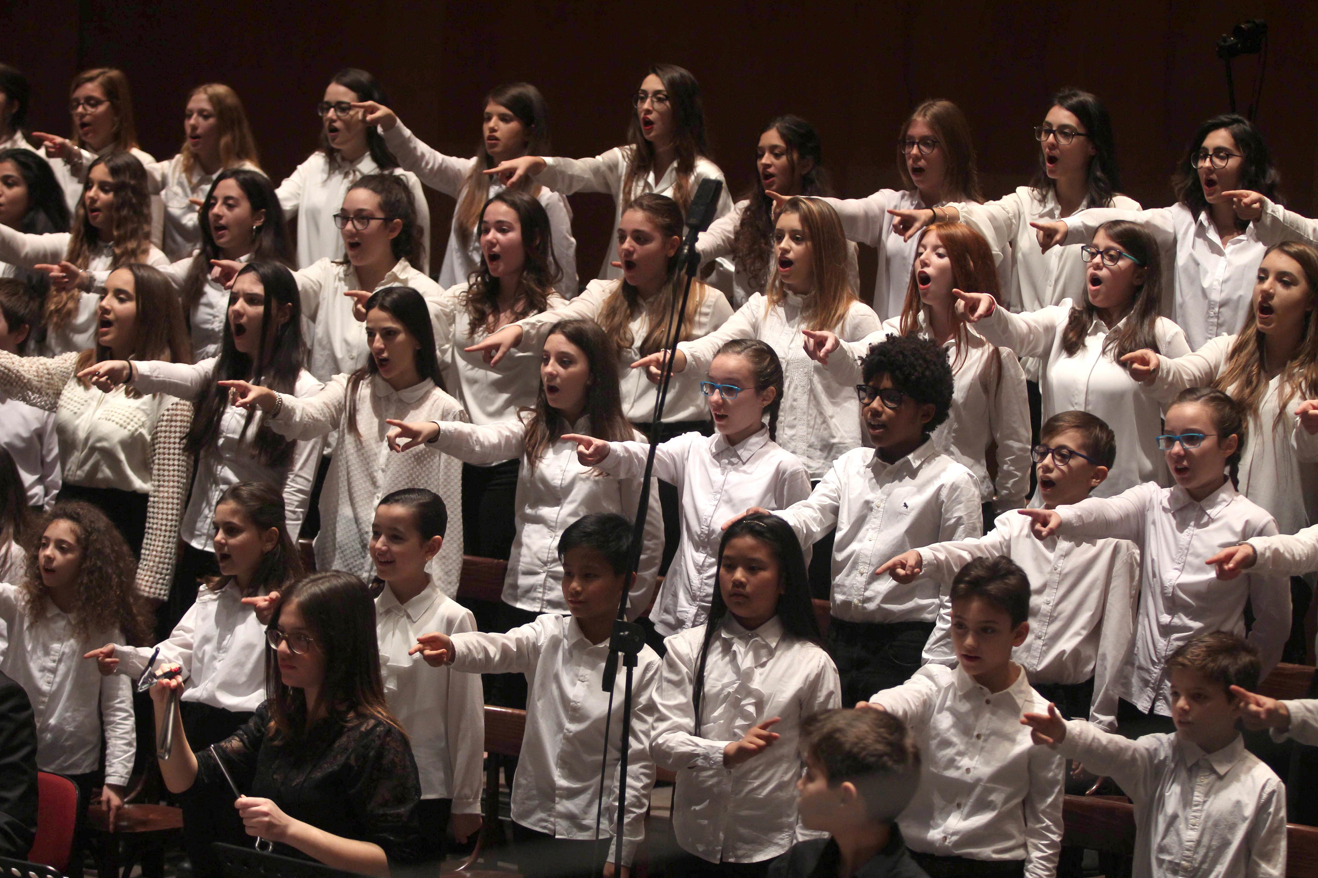 Il coro di voci bianche del Teatro Massimo celebra con un concerto i suoi 25 anni