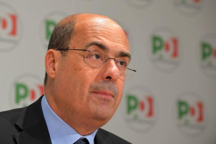 """Zingaretti avverte """"Il governo non ha un'anima e rischia"""""""