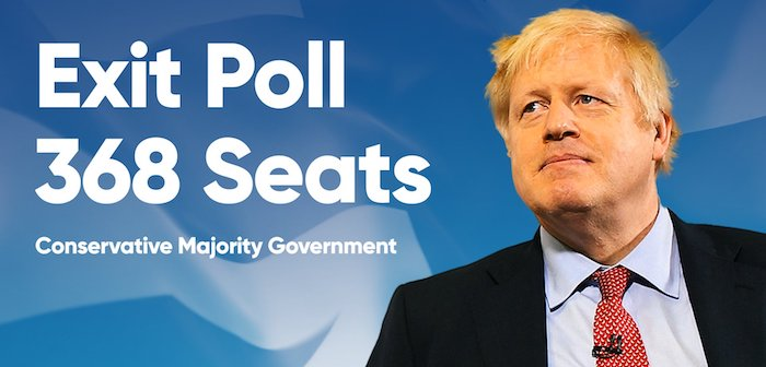 Uk, Boris Johnson trionfa alle elezioni: Brexit a un passo