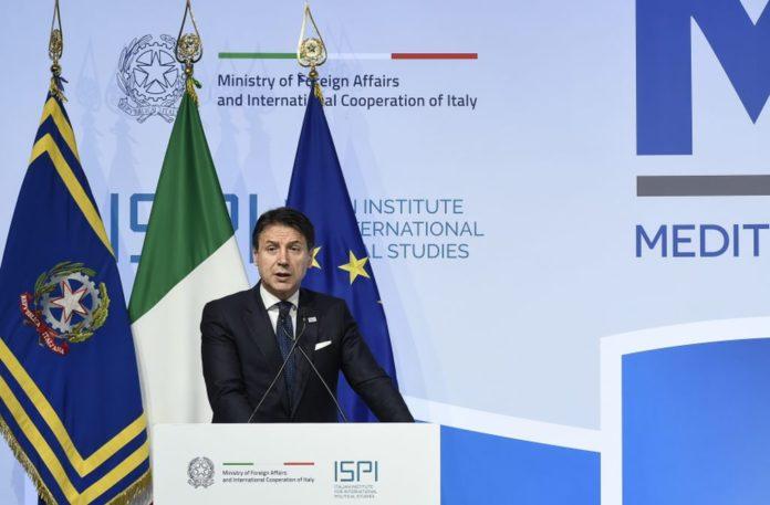 Libia, Conte chiude a intervento militare e invoca impegno Europa