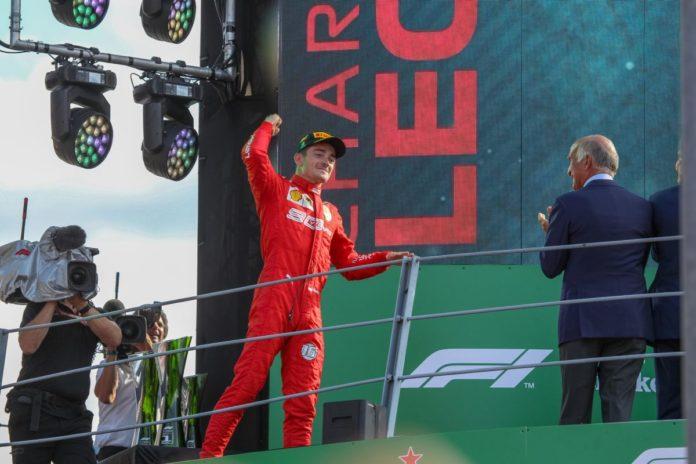 La Ferrari blinda Leclerc, rinnovo fino al 2014