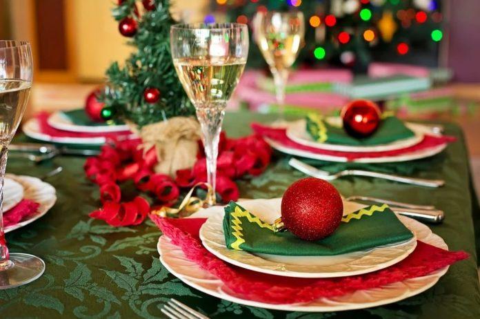 A Natale avanzi a tavola per 8 italiani su 10