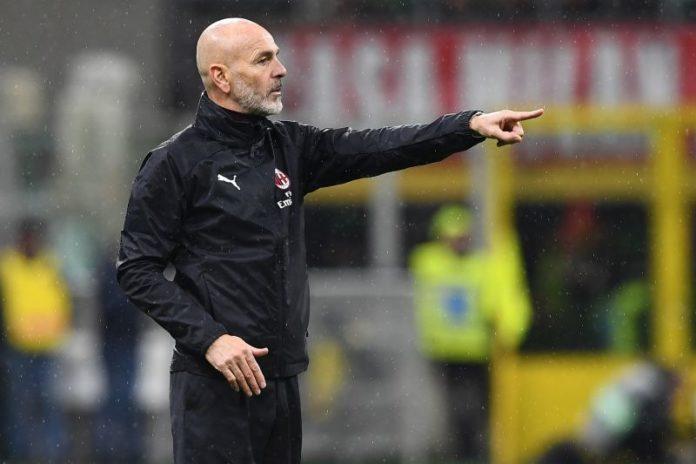 """Pioli """"Milan a buon punto, domani spero di abbracciare Sinisa"""""""