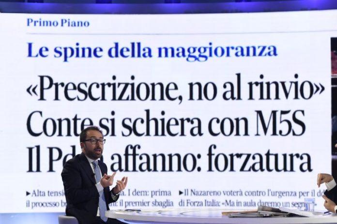 Sulla prescrizione botta e risposta fra M5s e Pd – Italia Viva