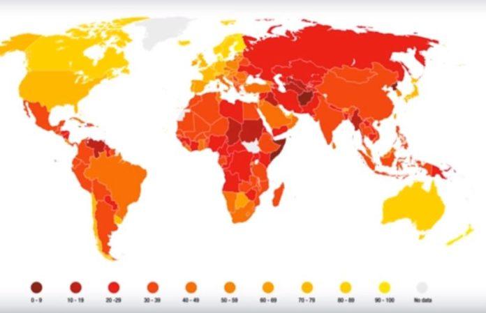 Corruzione, Italia al 51^ posto nella classifica di Transparency