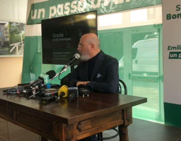 """Bonaccini: """"In Emilia Romagna vince il territorio, ora Pd più largo"""""""