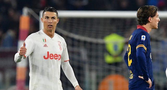 La Juve batte la Roma 2-1 all'Olimpico ed è campione d'inverno