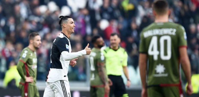 La Juve travolge il Cagliari, manita Atalanta: c'è Ibra ma per il Milan c'è il pari