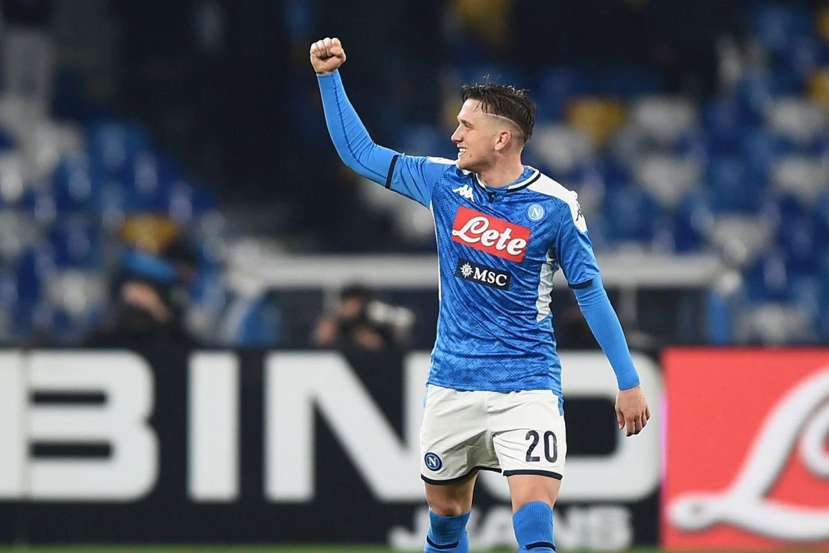 Il Napoli risorge e stende 2-1 la Juve al San Paolo