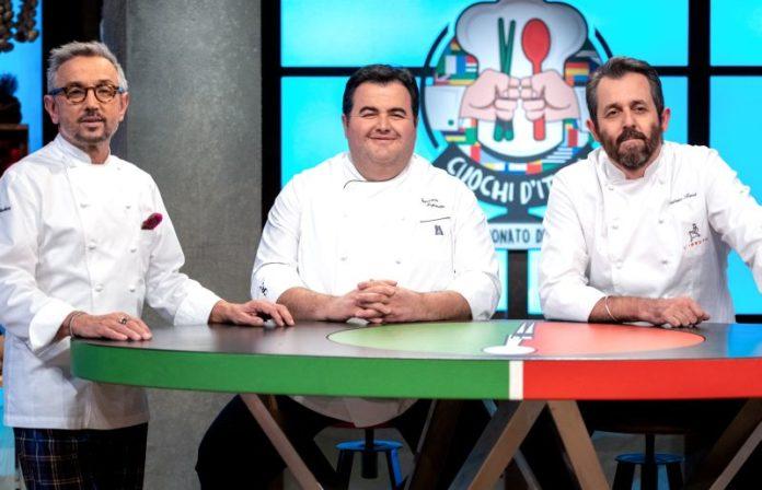 """Bruno Barbieri conduce la nuova edizione di """"Cuochi d'Italia"""""""