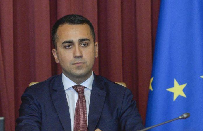 """Libia, Di Maio """"L'Italia può avere un ruolo solo se sa fare squadra"""""""