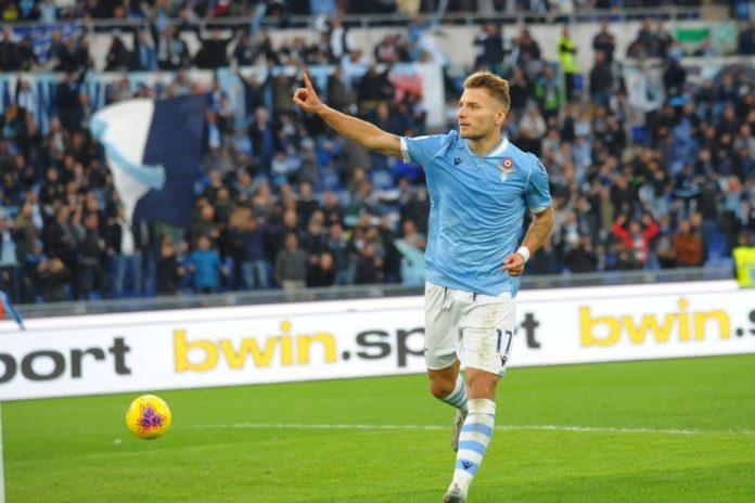 Immobile stende il Napoli, decimo successo Lazio