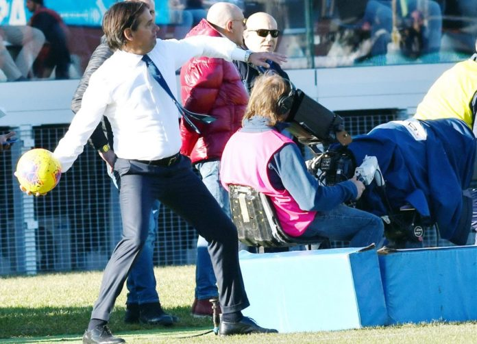 """Inzaghi """"Contro la Roma in palio tre punti importantissimi"""""""