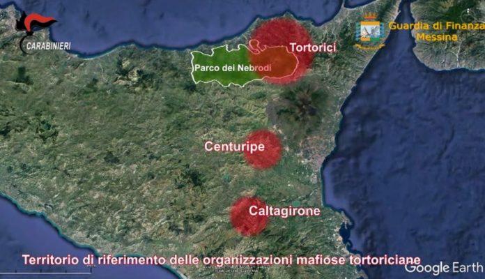 Mafia: maxi blitz contro clan messinese, 94 misure cautelari