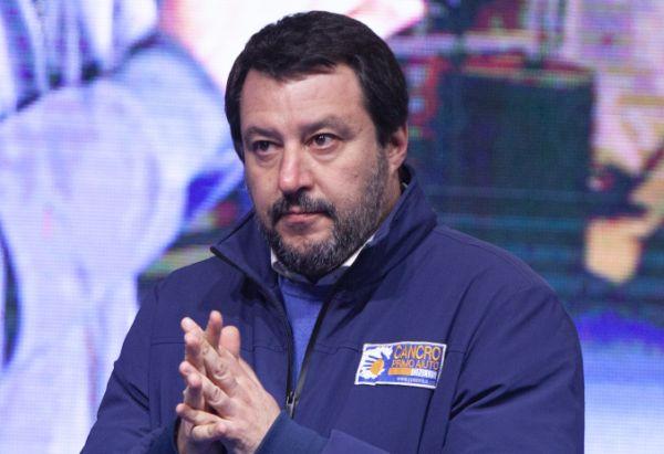 """Salvini """"Felice per le regionali, più di così non si poteva fare"""""""