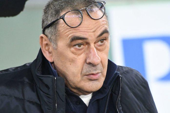 """Sarri all'attacco: """"Mi girano quando dicono che non ho vinto in Italia"""""""