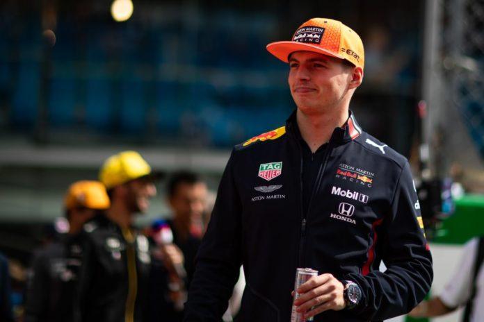 Verstappen rinnova fino al 2023 con la Red Bull