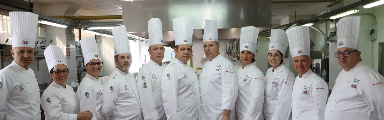 Al via le Olimpiadi di Cucina Stoccarda 2020, il Culinary team di Palemro si prepara con piatti antispreco
