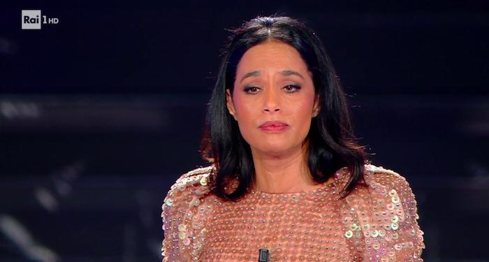 """Sanremo, il discorso di Rula strega l'Ariston: """"Donne, non abbiate paura"""""""