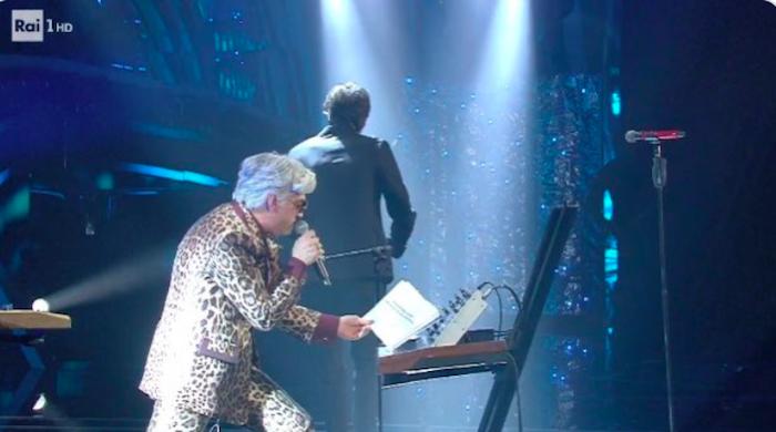 Sanremo, Bugo e Morgan squalificati: Diodato primo in classifica