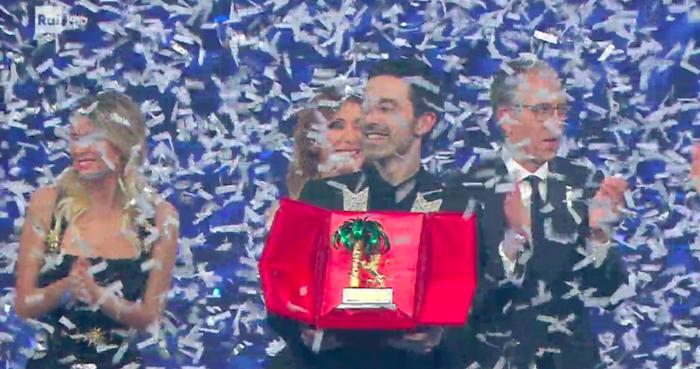 """Diodato vince il Festival di Sanremo 2020 con """"Fai rumore"""""""