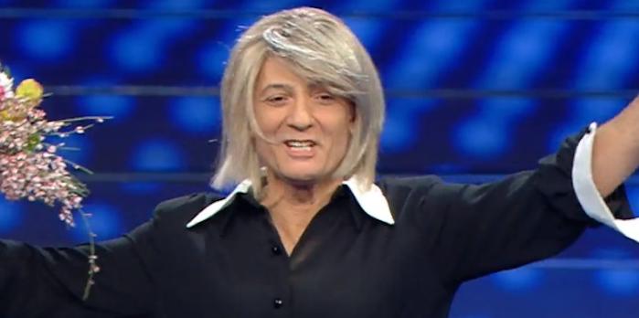 Sanremo, Fiorello si veste da De Filippi e reunion Ricchi e Poveri