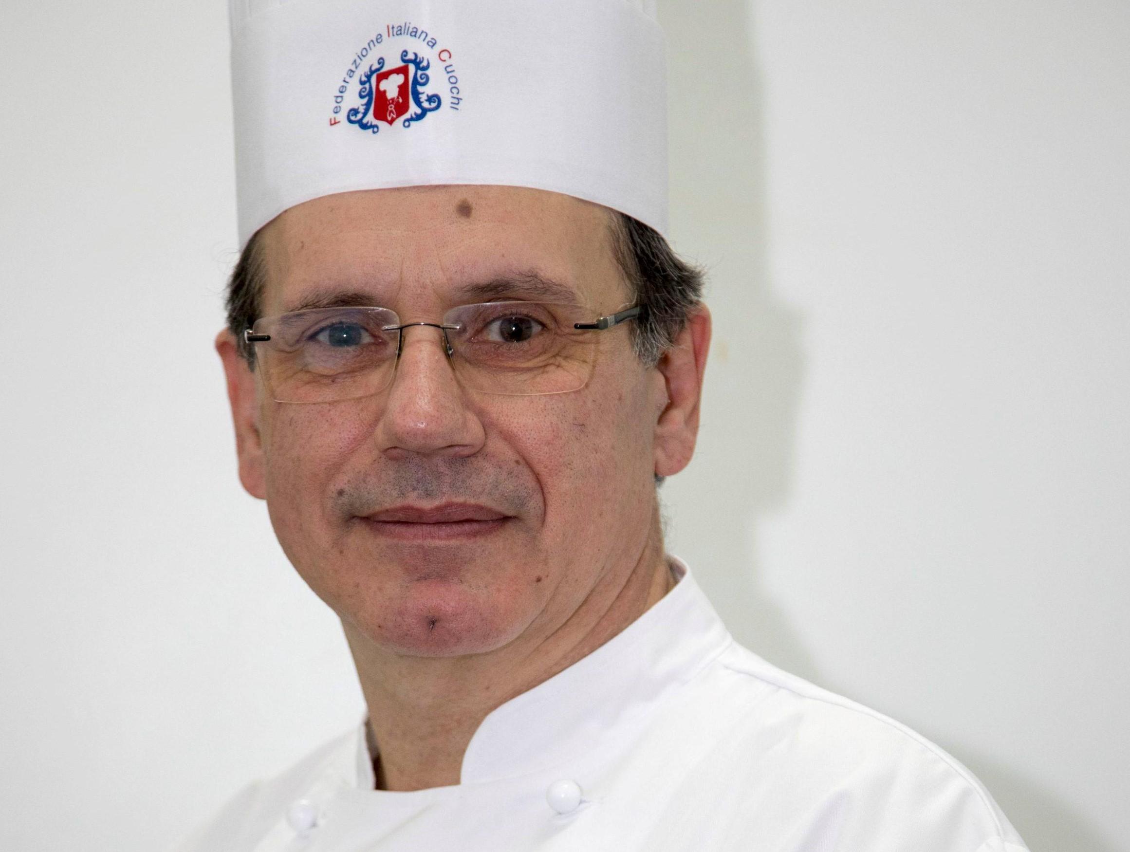 Il maestro Giuliano giudice dei Regional Team alle Olimpiadi di Cucina: orgoglio siciliano