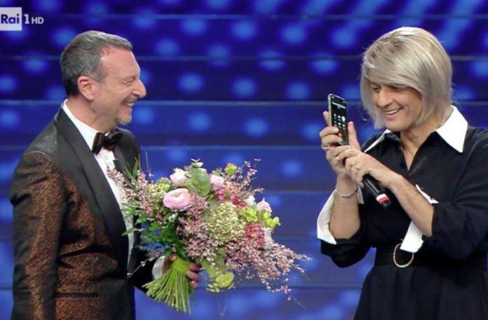 Sanremo, per la seconda serata 9,7 milioni di spettatori e 53,3% share