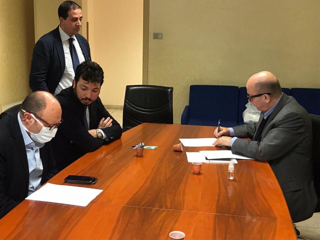 Coronavirus, formalizzato l'accordo tra assessorato regionale alla Salute e Aiop-Sicilia