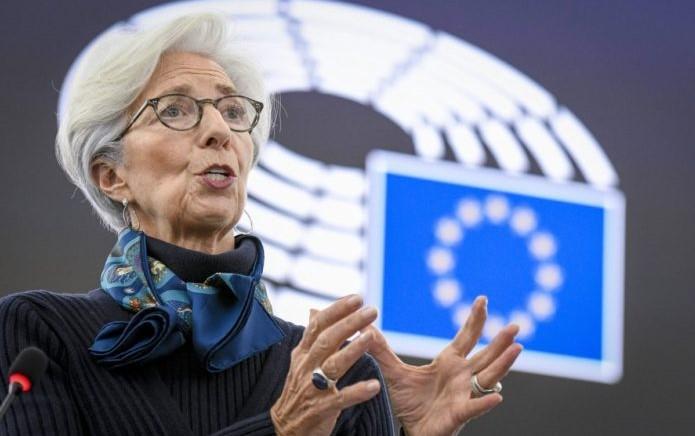"""Coronavirus, Lagarde """"La Bce farà tutto quello che è necessario"""""""