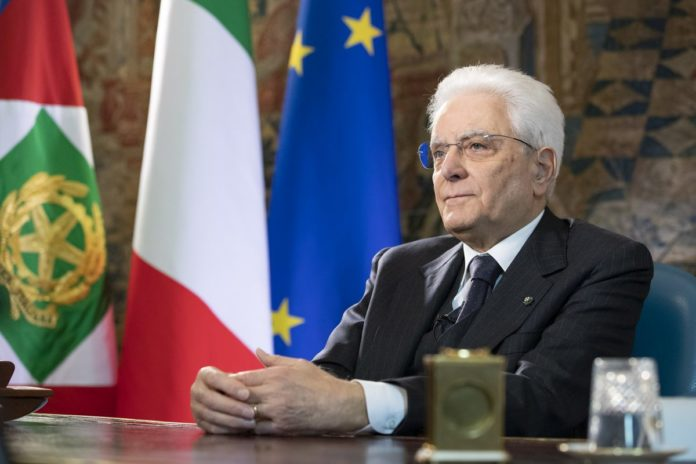 "Coronavirus, l'appello di Mattarella ""Serve unita' di intenti"""