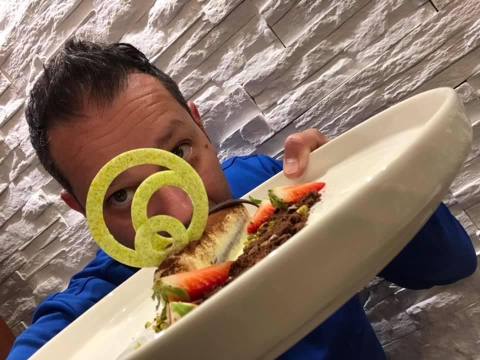 Il tiramisù diventa un piatto gourmet con lo chef Ignazio Interrante