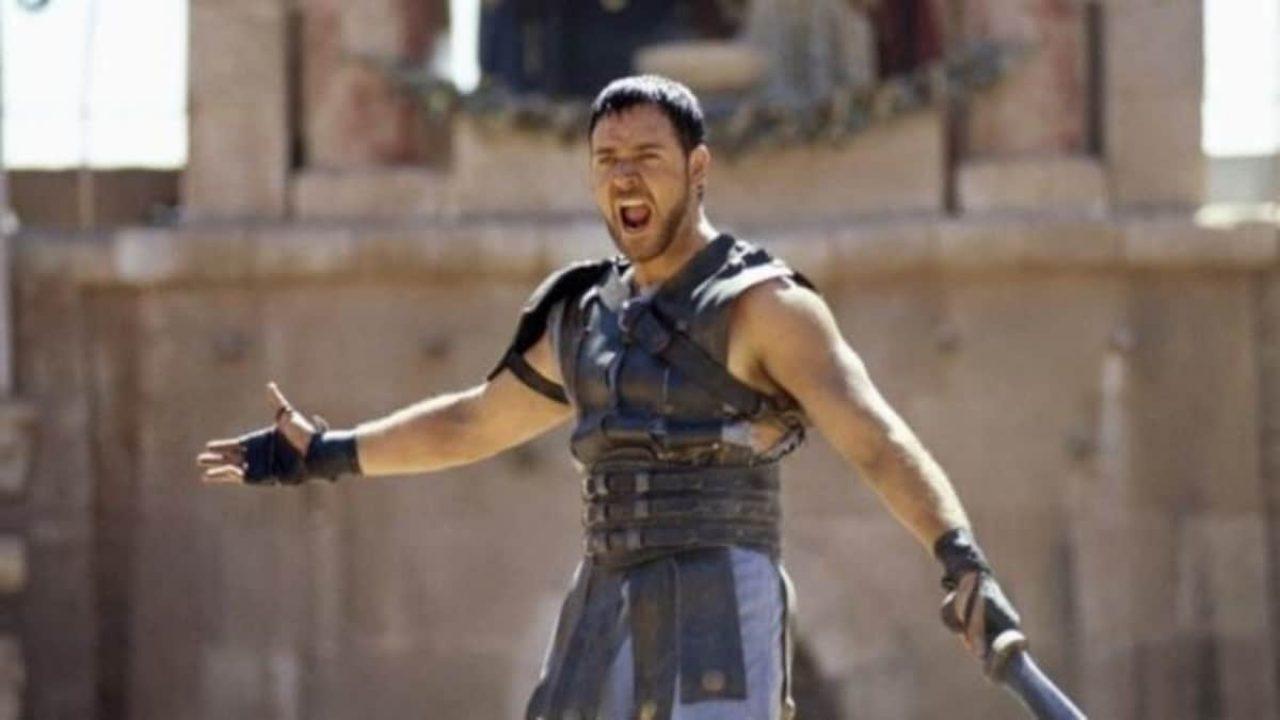 """Venti anni fa usciva Il Gladiatore e il Guardian lo stronca, """"Non meritava gli Oscar"""""""