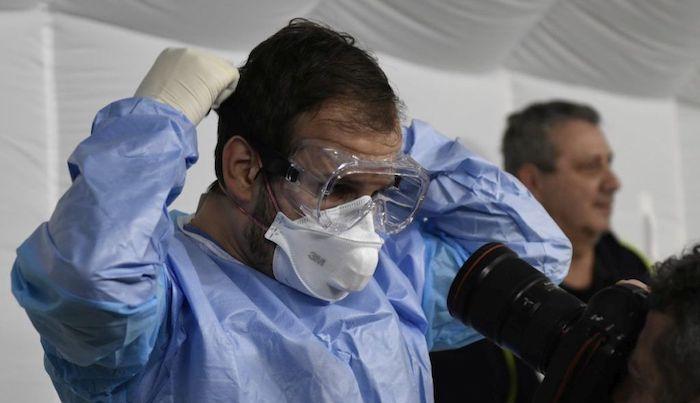 Coronavirus, impennata di contagi in Italia: 552 nuovi casi e 3 decessi