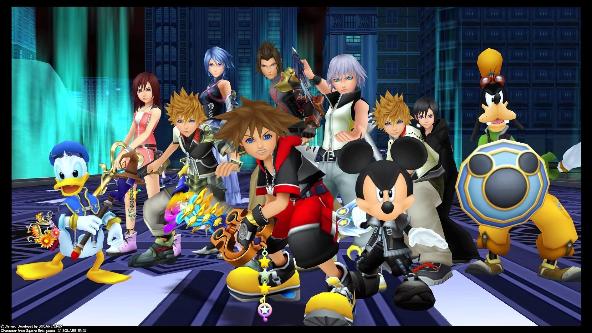 Kingdom Hearts Melody of Memory, nuovo gioco o fake news?