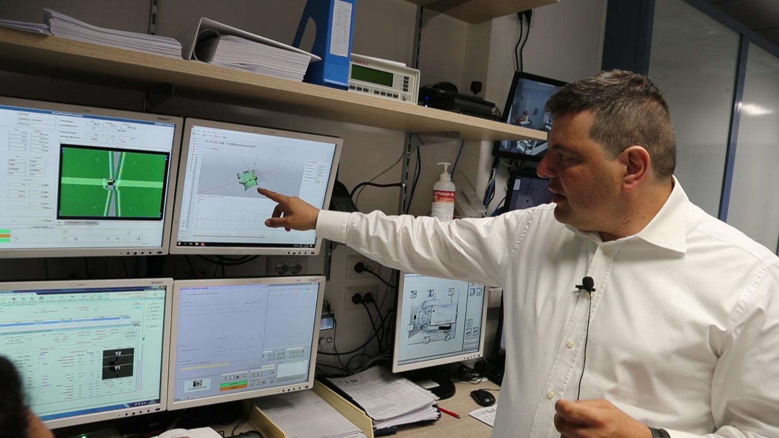 Cure Oncologiche, alla Clinica Macchiarella arriva il Sistema Catalyst+ HD