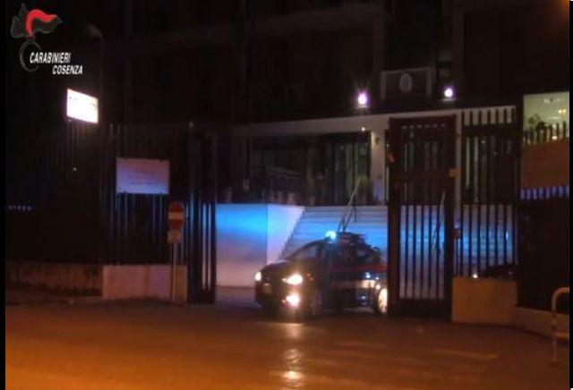 Blitz contro la 'ndrangheta a Cosenza, 21 arresti