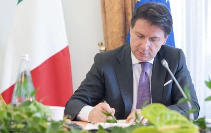 """Conte """"Recovery Fund entro luglio, Italia e Spagna ancora più unite"""""""