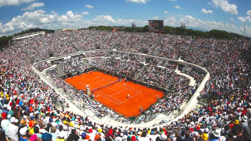 ATP, il nuovo calendario 2020: Roma dal 20 settembre