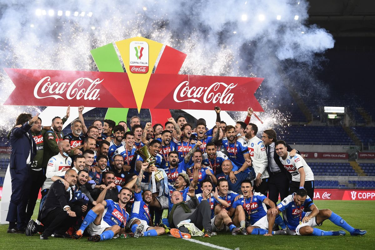 Il Napoli vince la Coppa Italia, Juventus ko ai rigori