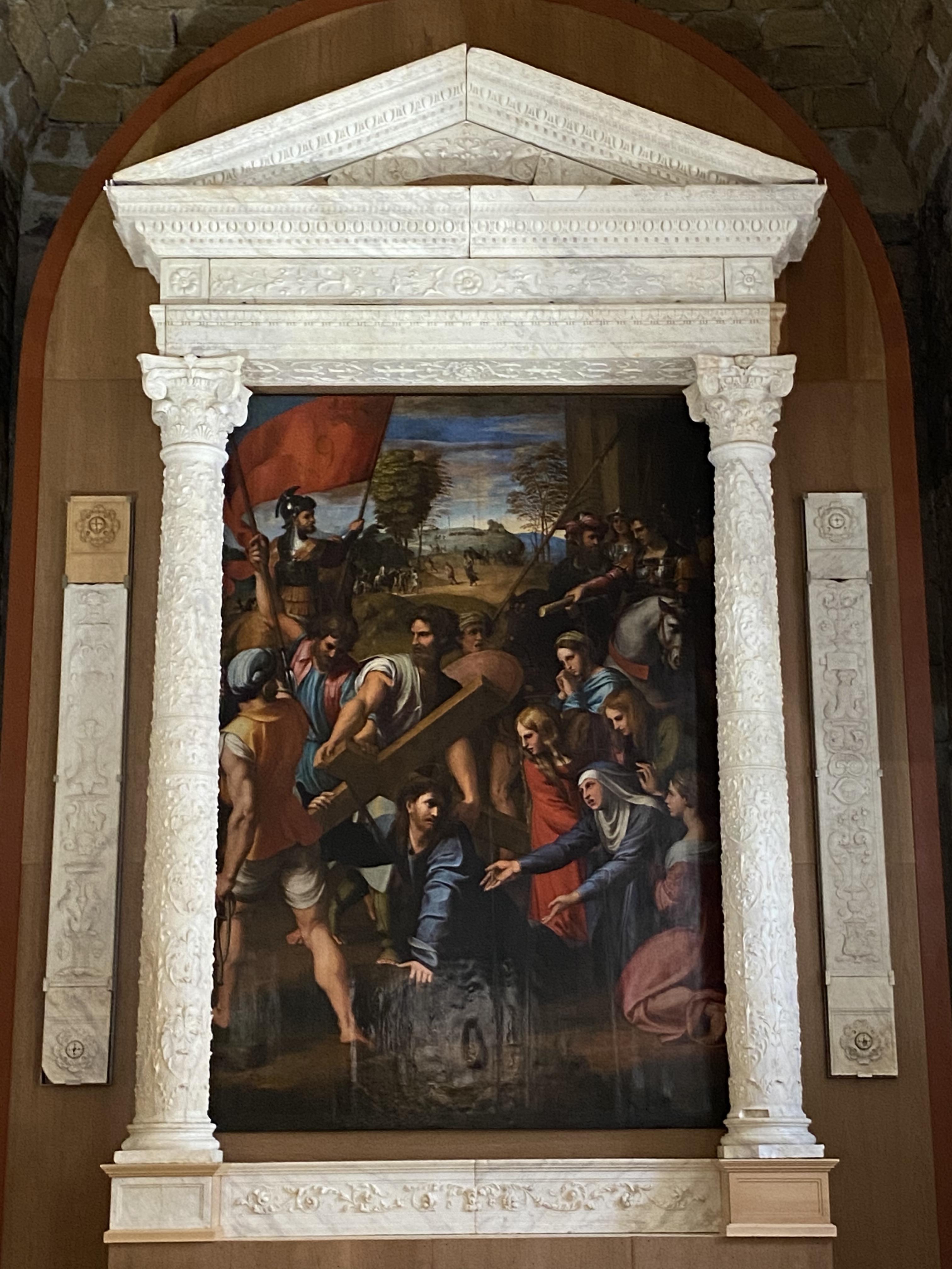 Palermo, con RestArt la rinascita di Raffaello
