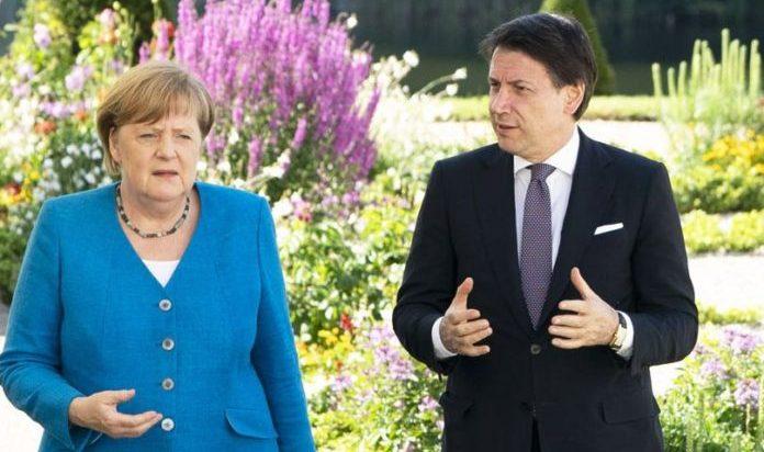 """Recovery Fund, Conte-Merkel: """"Negoziato difficile, ma si troverà accordo"""""""