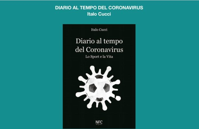Libri, esce il 'Diario al tempo del coronavirus' di Italo Cucci