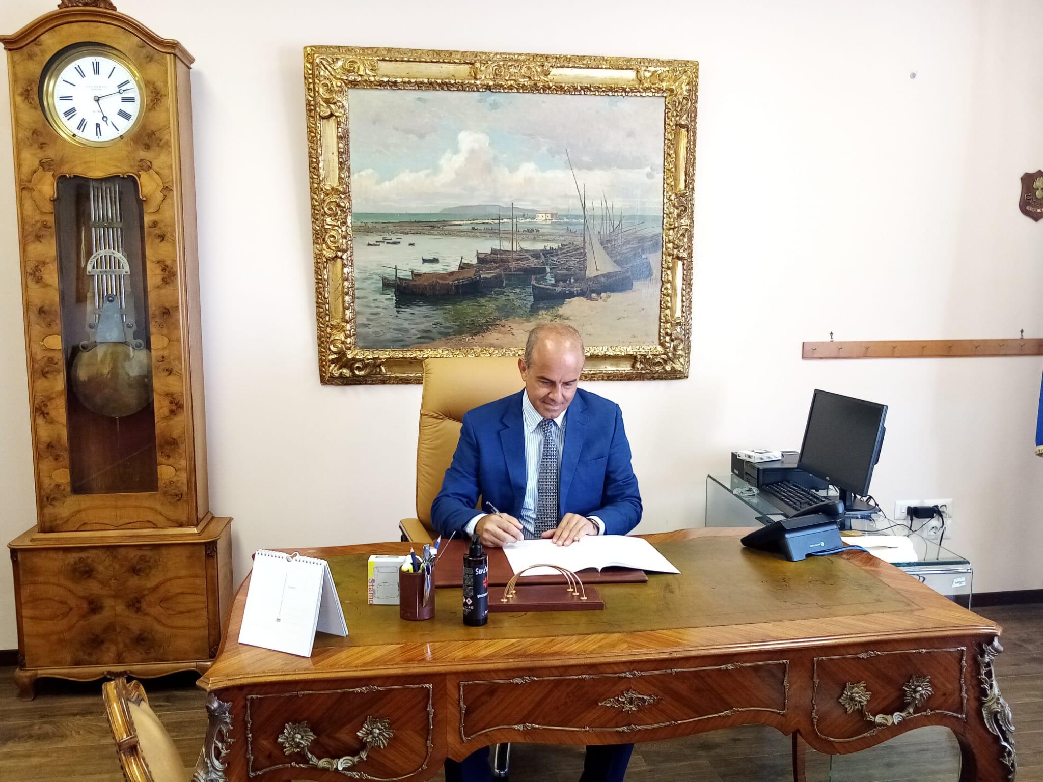 Asp di Trapani, Paolo Zappalà è il nuovo Commissario straordinario