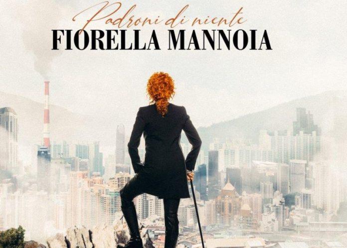 """Fiorella Mannoia, nuovo album """"Padroni di niente"""""""