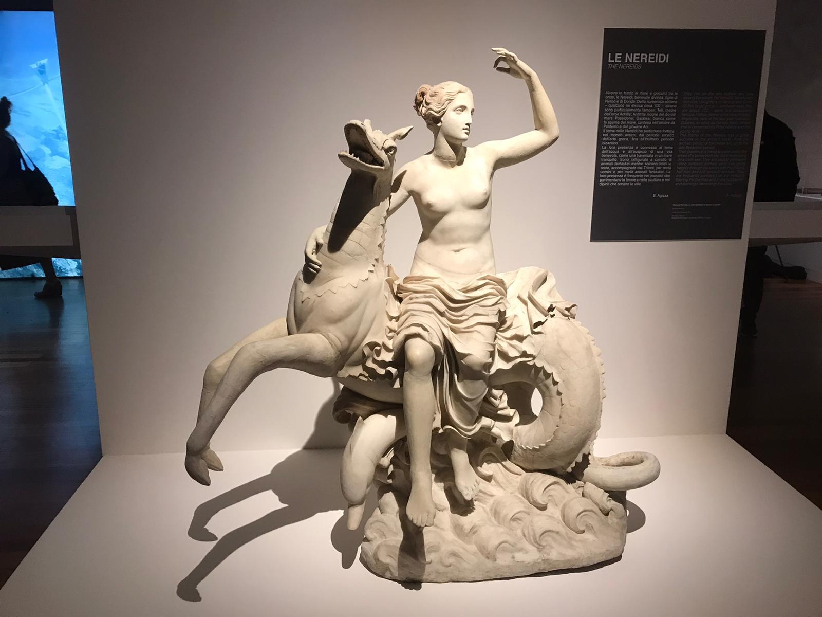 """Apertura speciale per """"Terracqueo"""", la mostra a Palazzo dei Normanni"""