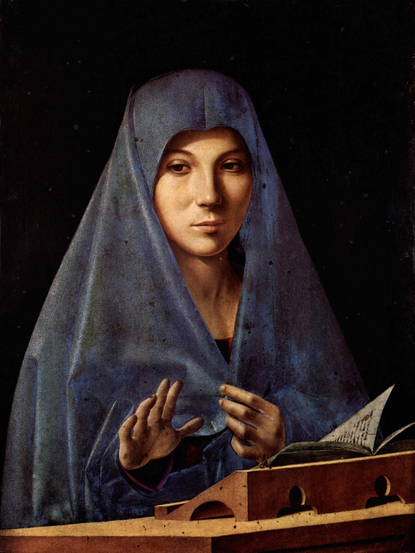Palermo, a Palazzo Abatellis arriva l'Annunciata di Antonello da Messina