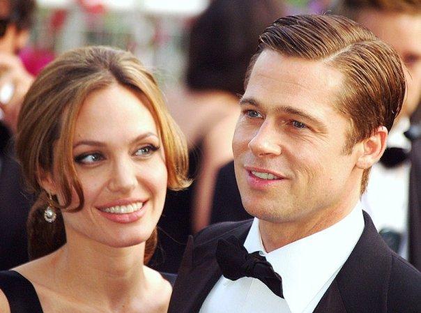 Brad Pitt ha flirt con Kate Hudson