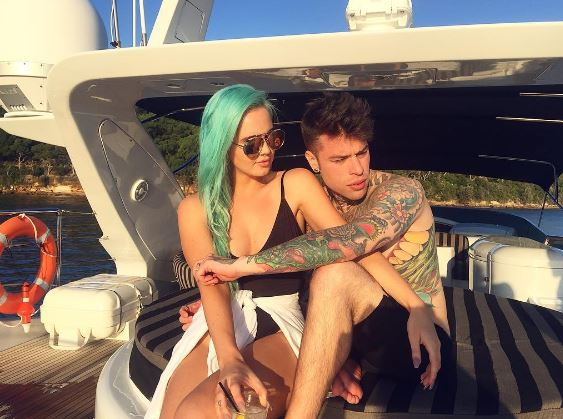 Fedez di nuovo single: con Tigerlily è già finita